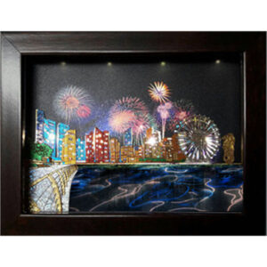 Singapore Nightscape Frame-01