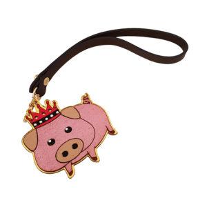 Bag Charm – Lucky Pig 1